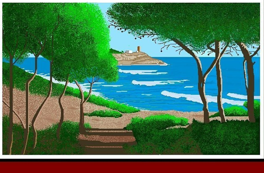 87 year old makes stunning art in microsoft paint aol news