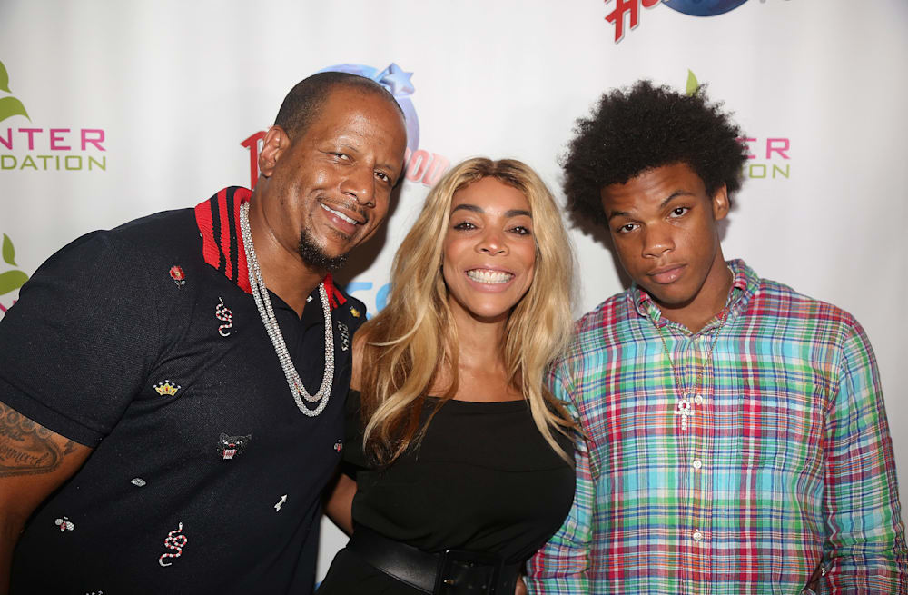 Wendy Williams Husband Kevins Alleged Mistress Welcomes Baby