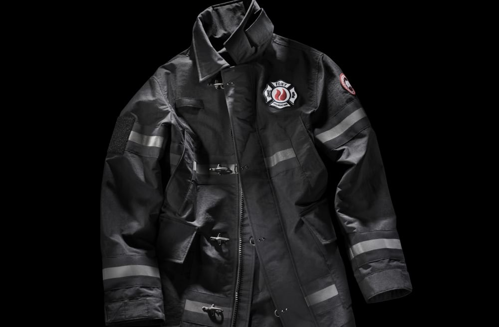 3e619667590 Canada Goose debuts exclusive coat with 100 percent of proceeds benefitting  the FDNY Foundation