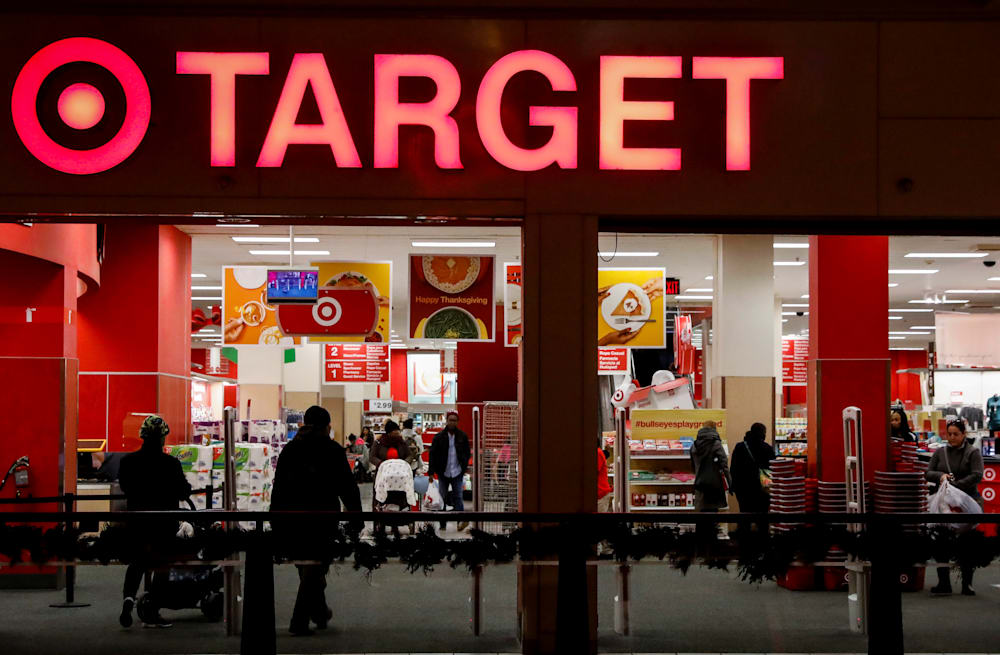 Target has fired an employee after a 20-year-old woman