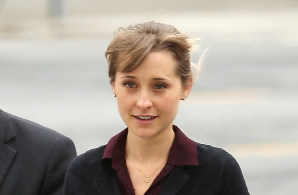 Allison Mack Inside Her Journey From Smallville To Alleged Sex