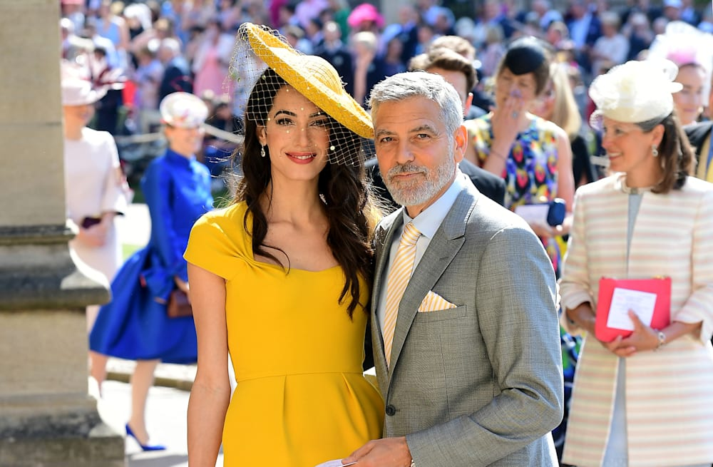 Celebrities Invited To Royal Wedding.Royal Wedding Celebrities Step Out For Meghan And Harry Aol