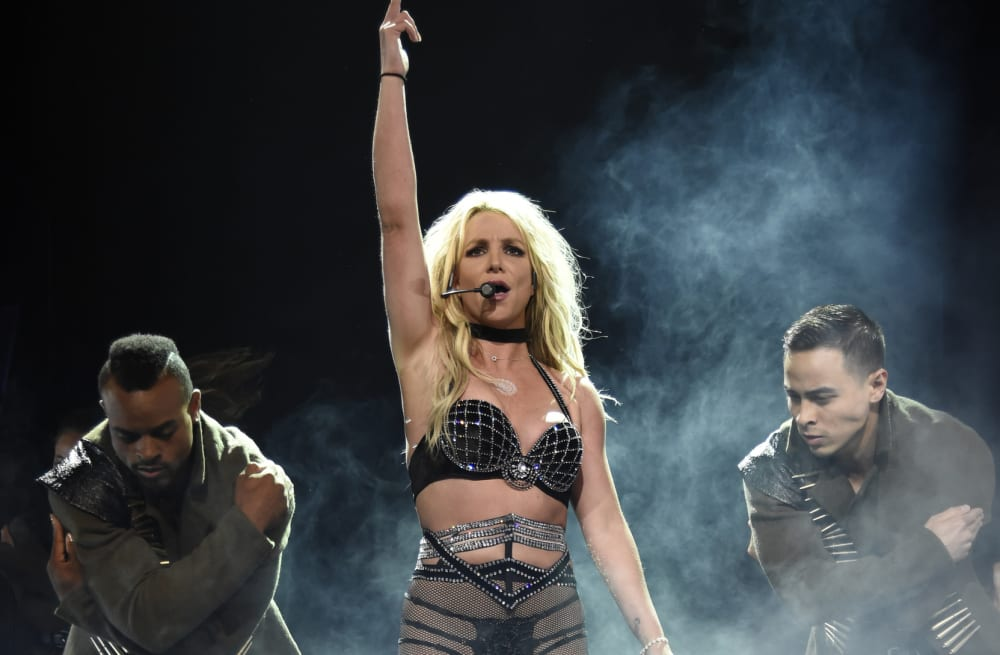 Image result for britney spears piece of me tour