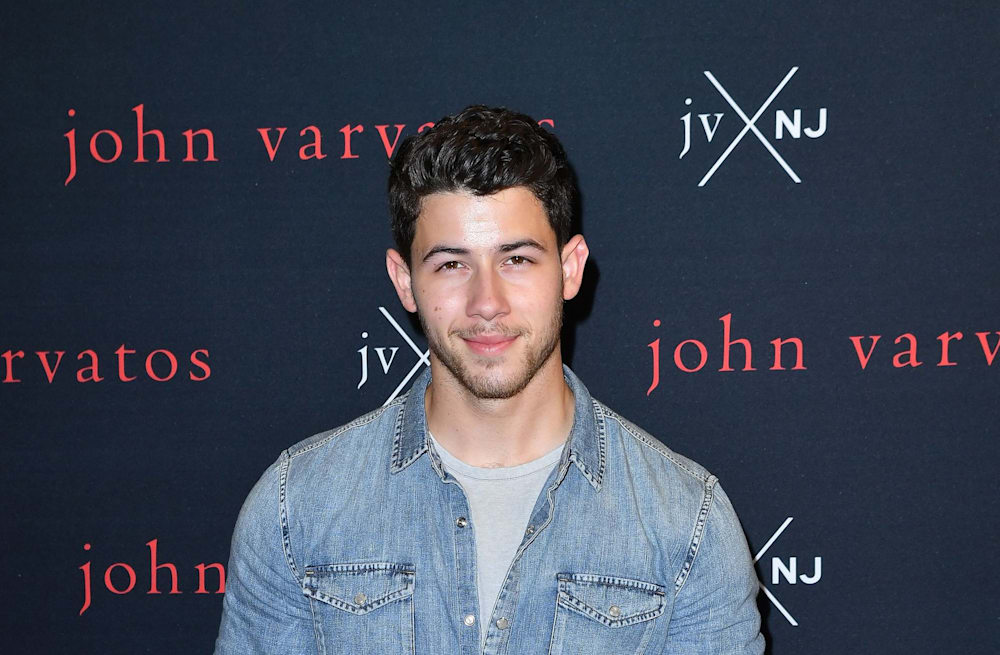 dca0b7acf Nick Jonas reveals 'very rare' move you'll see from him and brother ...