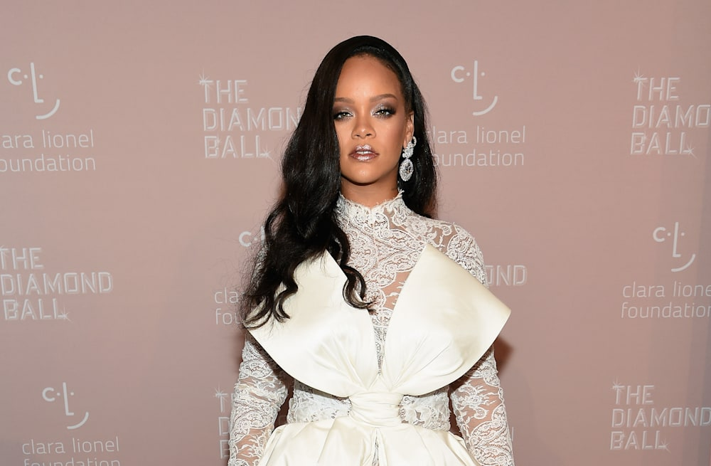 Rihanna\'s 4th annual Diamond Ball: All the stars that were there ...