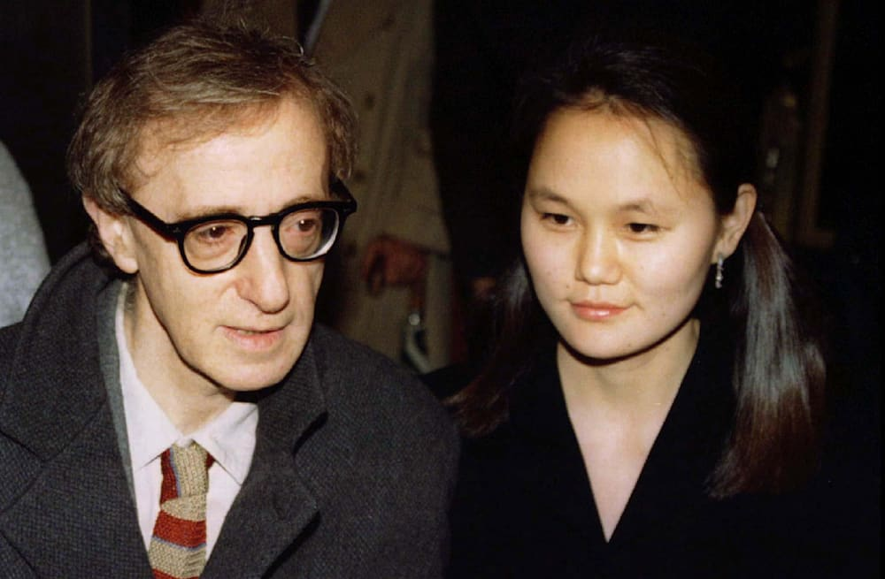 630046af59a7 Woody Allen   I wouldn t bet my life  on Ronan Farrow being my son ...