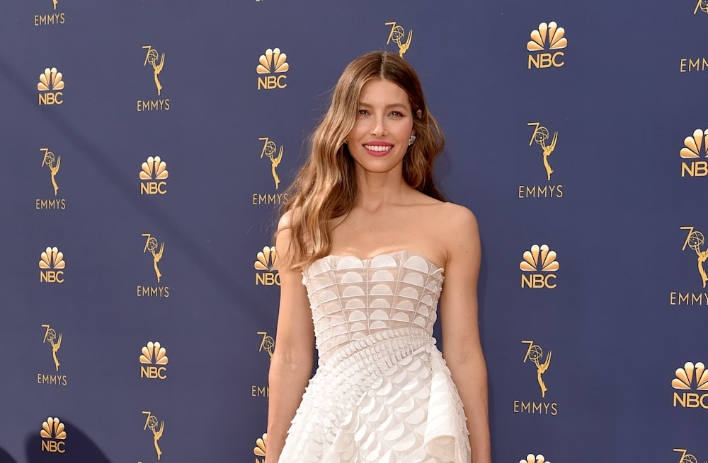 cf6b7af1d The 10 prettiest dresses from the 2018 Emmy Awards - AOL Lifestyle