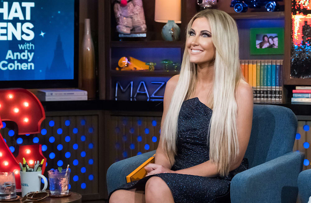Real Housewives Of Dallas Star Stephanie Hollman Talks All Things