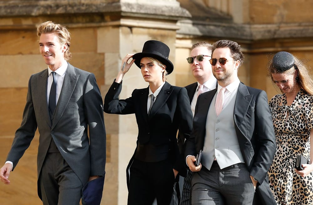 cara delevingne married