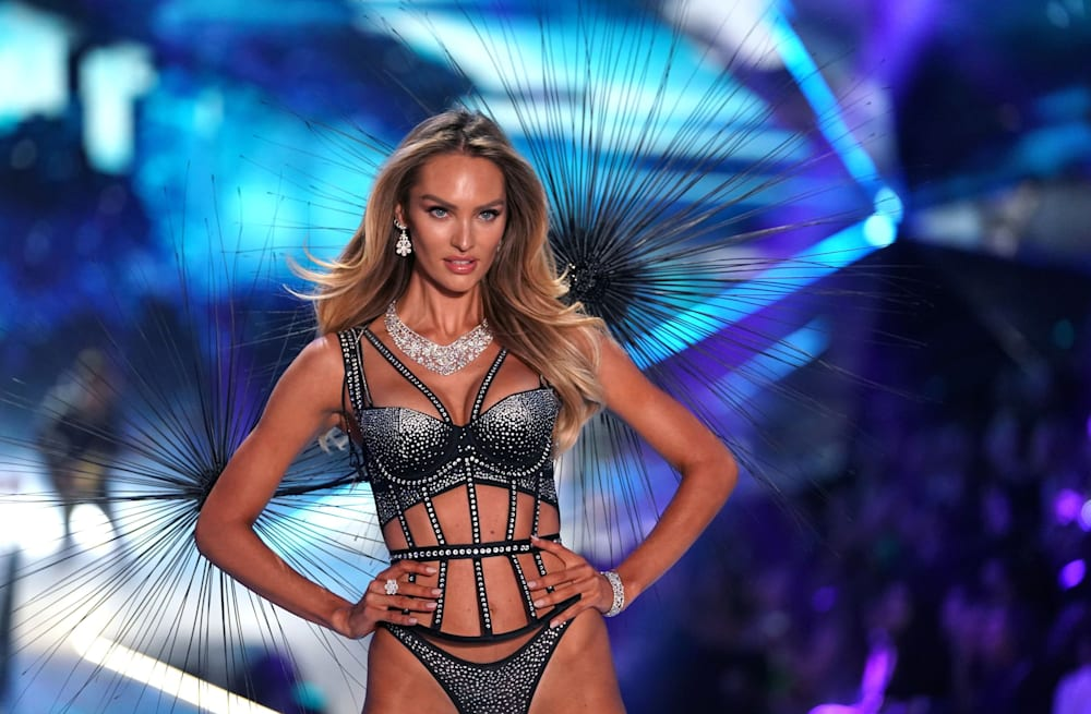 726d426d9b18b Candice Swanepoel and Behati Prinsloo take the Victoria's Secret ...