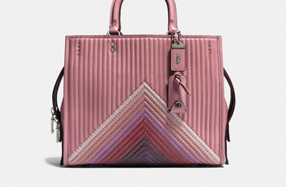 474675ceaadb Slideshow preview image. 15 PHOTOS. Best bags from Coach s sale section