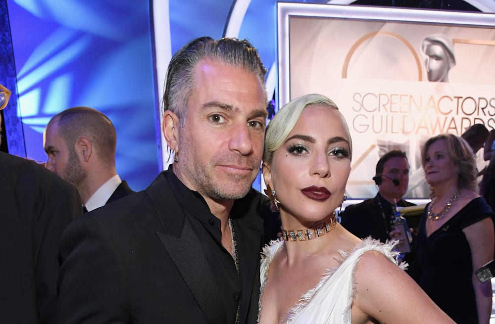 Lady Gaga, ex run into each other as she hangs with Bradley at pre