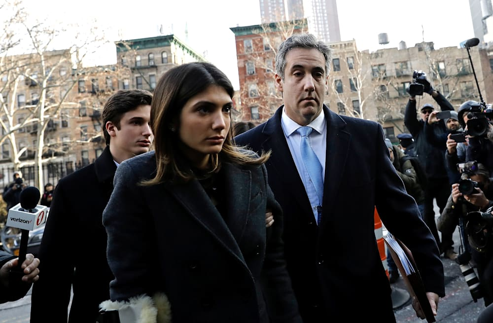 Who is Samantha Cohen? Trump's ex-lawyer makes multiple mentions of