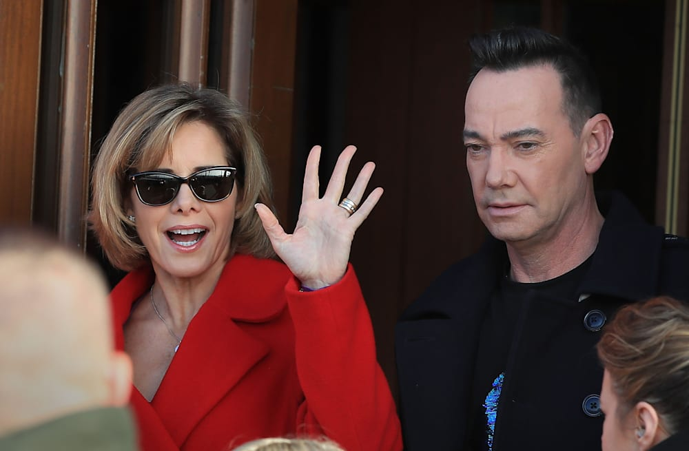 Craig Revel Horwood denies Darcey Bussell quit 'Strictly