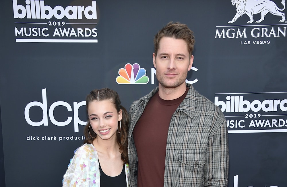 Billboards 2019: Justin Hartley walks the red carpet with