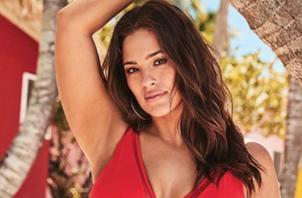 3a4e0ccfb5c Ashley Graham teams up with younger sister Abigail for new swimsuit ...