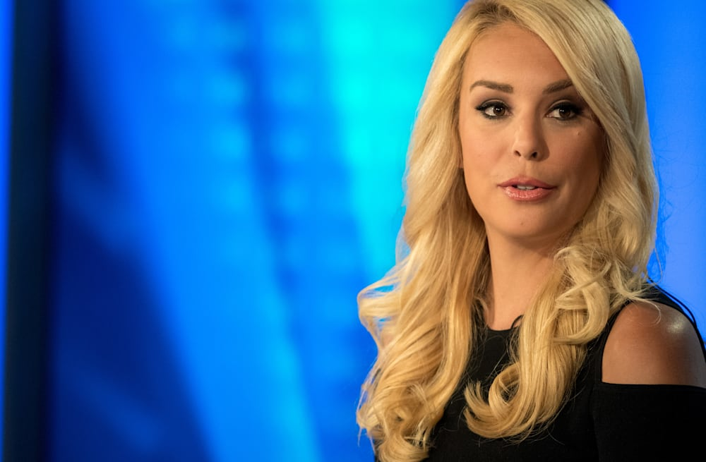 Fox Nation host Britt McHenry accused co-host Tyrus of