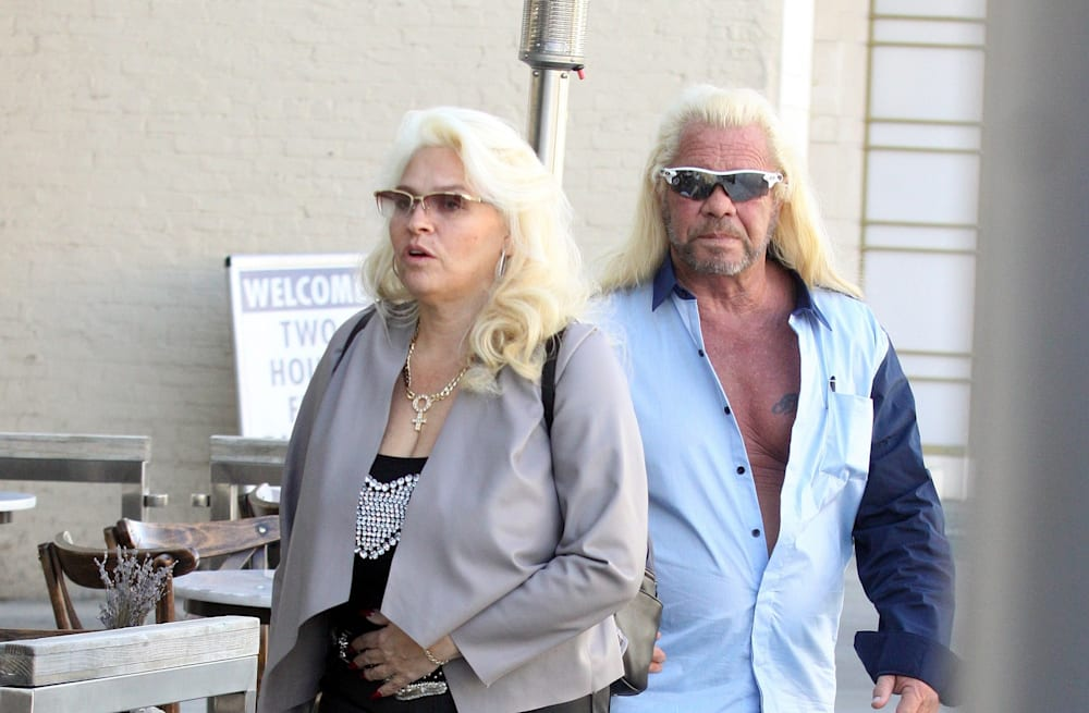 Dog the Bounty Hunter says he's lost 17 pounds in 2 weeks since Beth