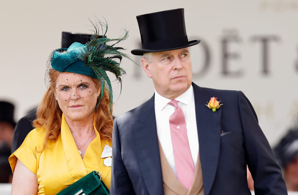 Image result for Royal news: Prince Andrew accused of sexual groping