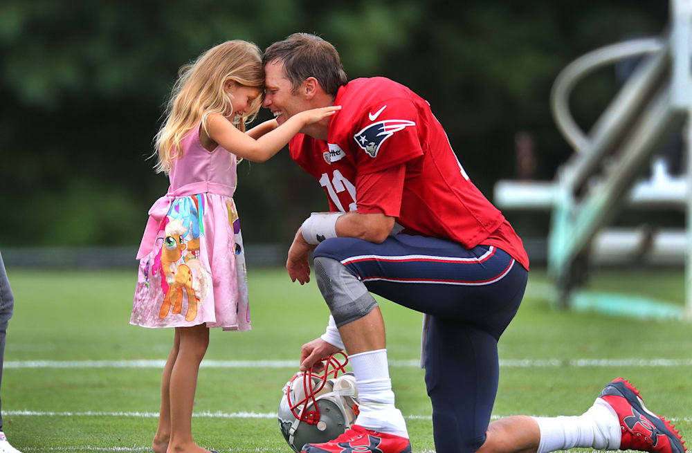 Happy birthday, Tom Brady! Look back at his best moments