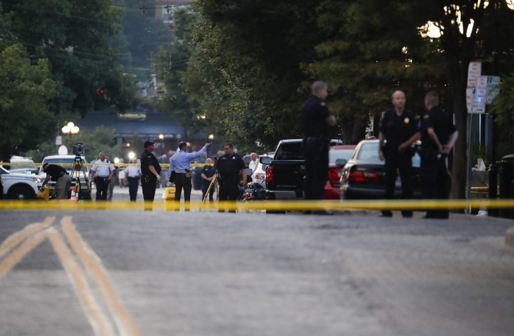 Shooter who killed 9 in Ohio is identified as man in his 20s