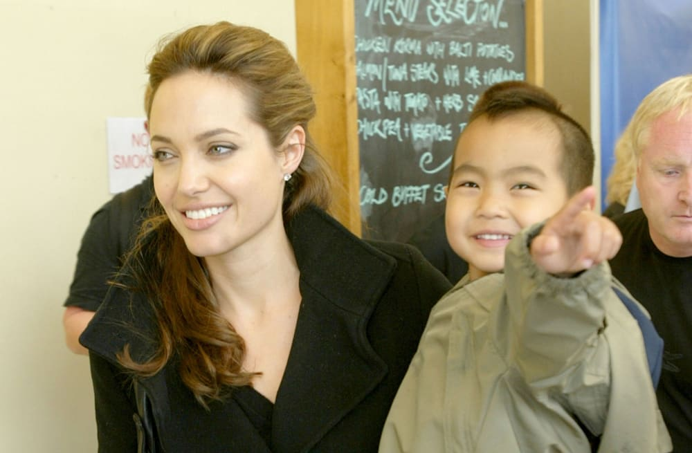 Angelina Jolie And Kids Hit Maleficent Mistress Of Evil