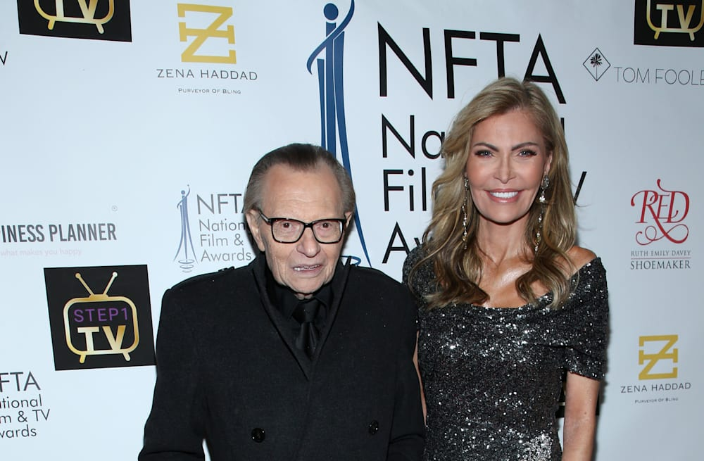 Larry King and wife Shawn divorcing after 22 years of