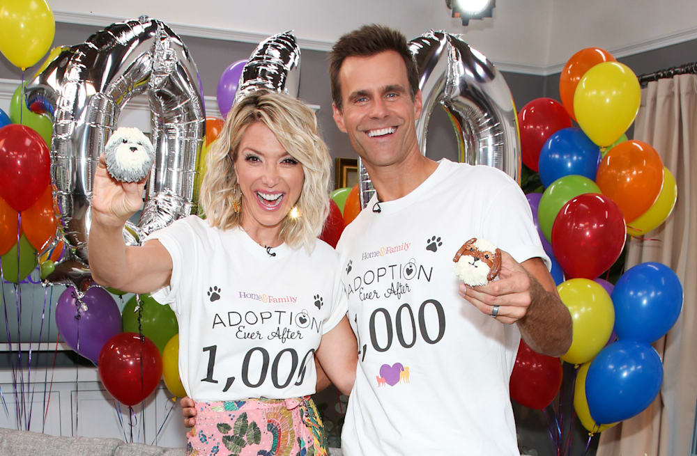 Soap Stars Flood Cameron Mathison With Support After Former All My Children Actor Reveals Kidney Cancer Diagnosis Aol Entertainment She and niccole kroll became. soap stars flood cameron mathison with