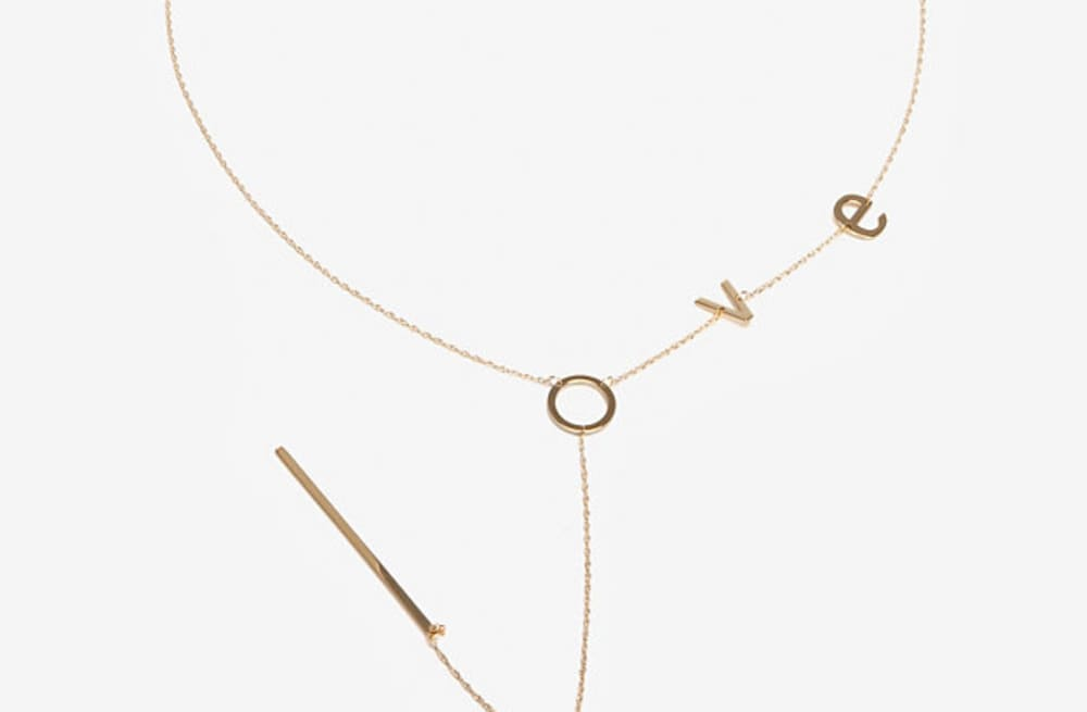 Lust Worthy Love Inspired Jewelry AOL Lifestyle