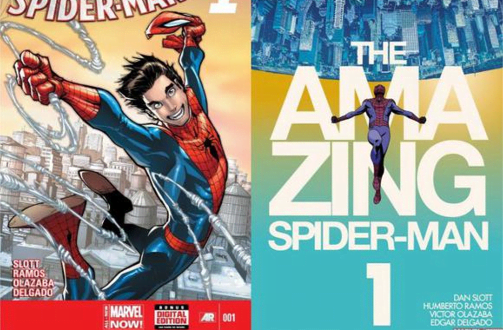 b0c32e68 Marvel's 'Amazing Spider-Man #1' Hits Over 500,000 Orders: The Business of  Blockbuster Comics