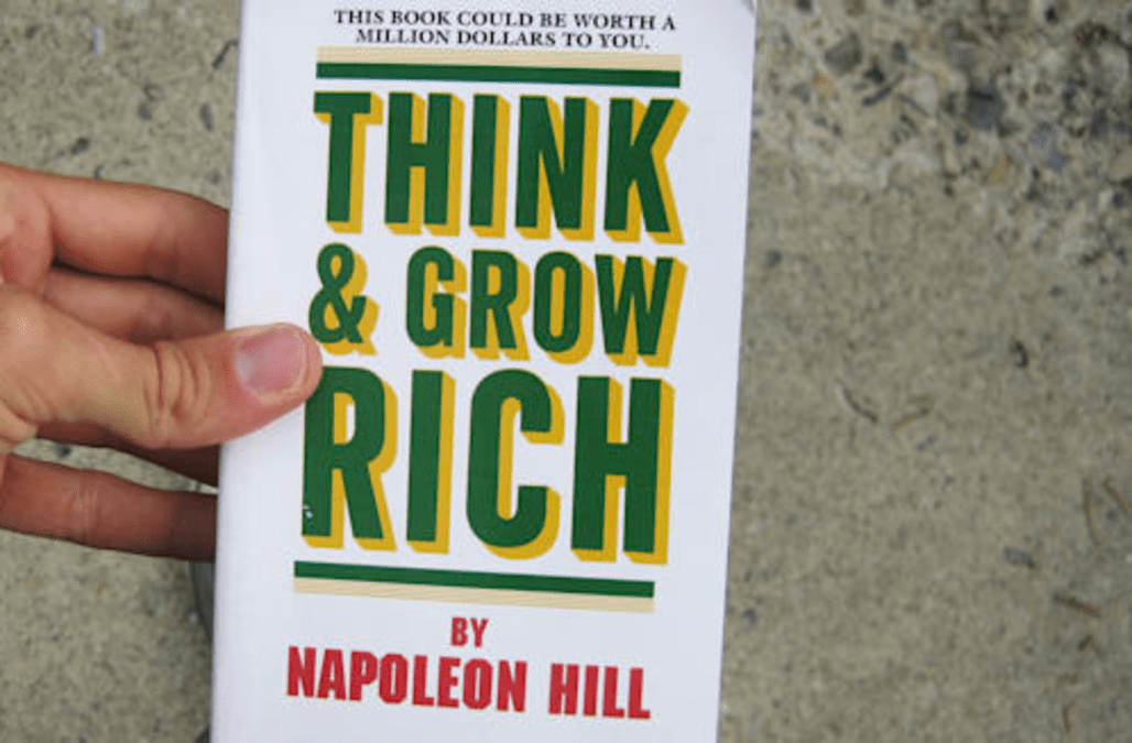 6-Step Guide to Getting Rich Is Buried In 76-Year-Old Book