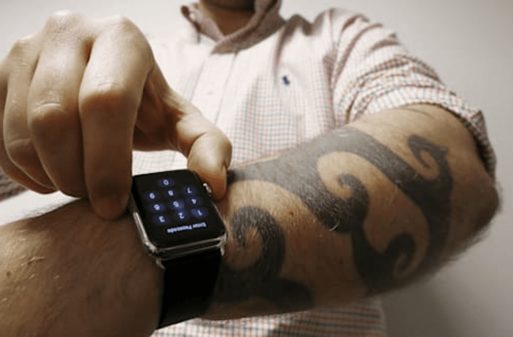 Got A Tattoo The Apple Watch Isn T Working Right For You