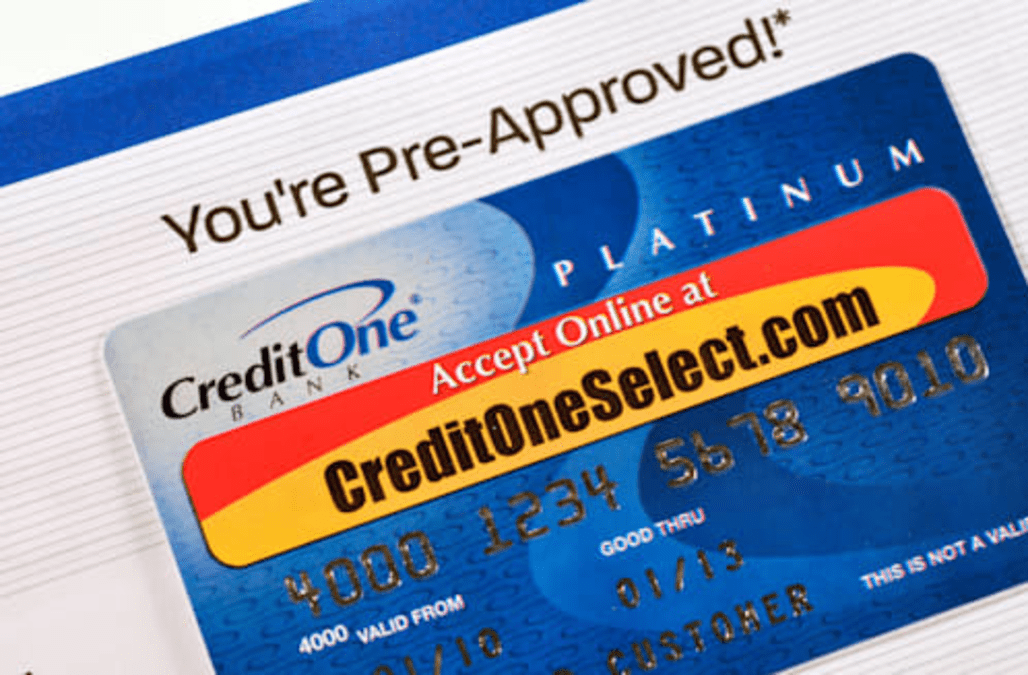Credit One Pre Approval >> Pre Approved Credit Card Offers 4 Things You Really Need To