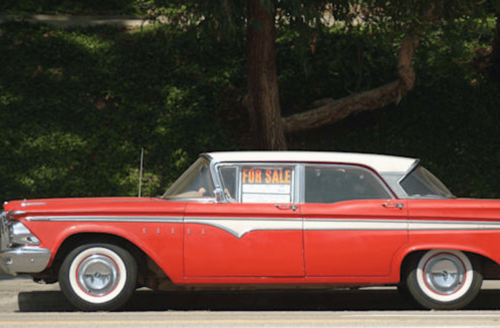 Flipping Classic Cars: What You Need to Know Before You Invest ...