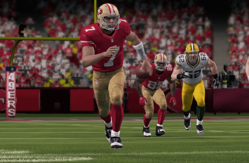 Madden The best quarterbacks to run the option with
