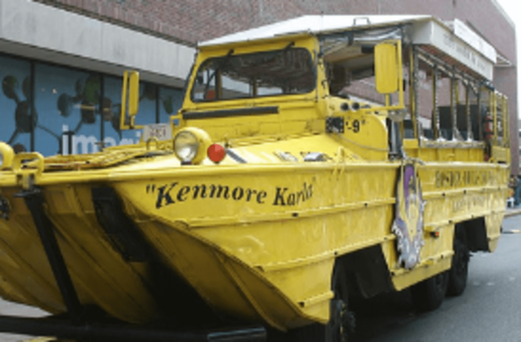 Boston Duck Tours - Cheapest Way to Book - AOL Lifestyle