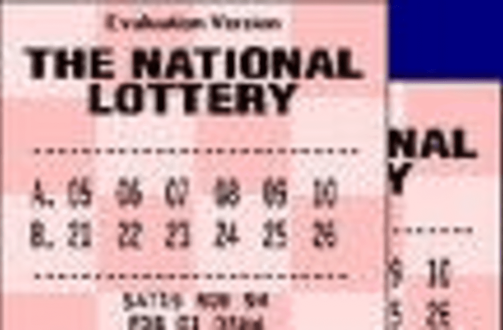 How to win the lottery -- yes, you read that correctly -- by