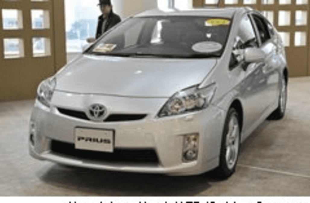 Toyota S Prius Brake Recall Could Come This Week