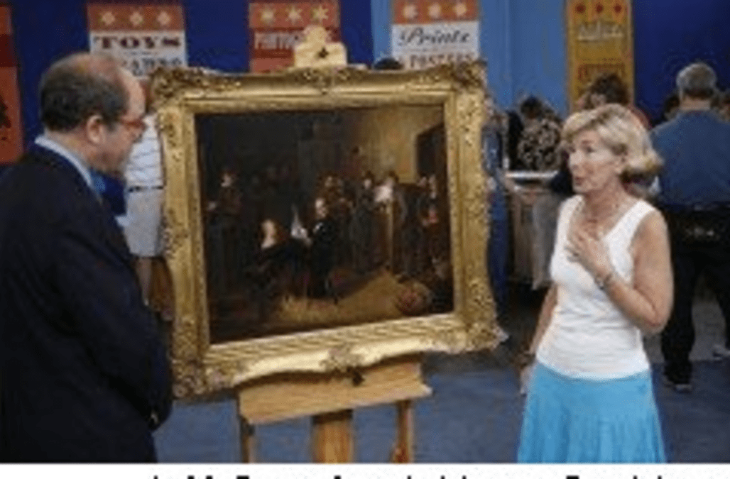 The Antiques Roadshow 39 S Five Most Valuable Finds Aol Finance