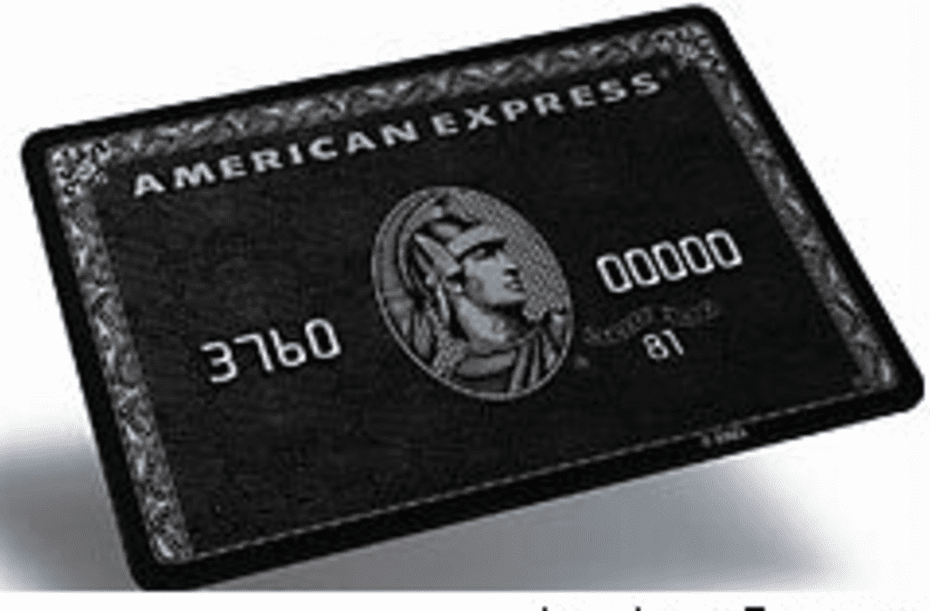 American Express \'Black\': The World\'s Most Exclusive Charge Card ...