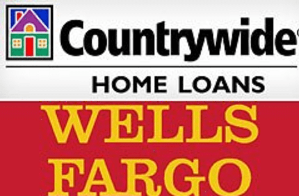 Wells Fargo Countrywide Mortgage Settlements Give Homeowners A Bit