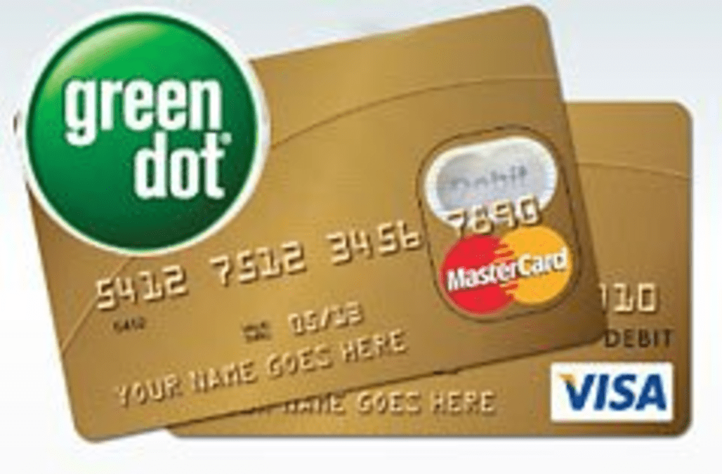 prepaid cards the best the worst and when theyre worth the fees aol finance - Green Dot Prepaid Visa Card