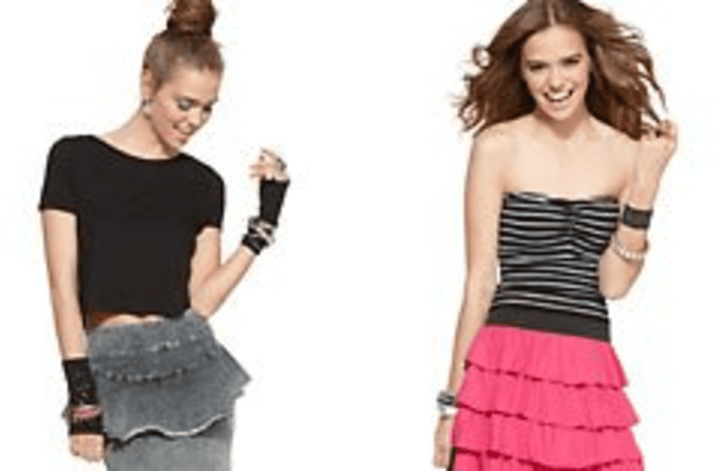 789a2be2e19b Madonna's Material Girl Line Brings Edgy Styles to Macy's Juniors ...