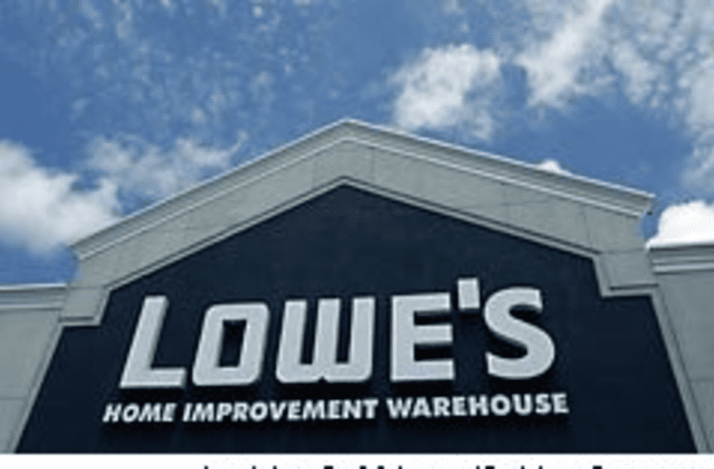 Lowe's New Slogan Wants to Inspire Shoppers to 'Never Stop