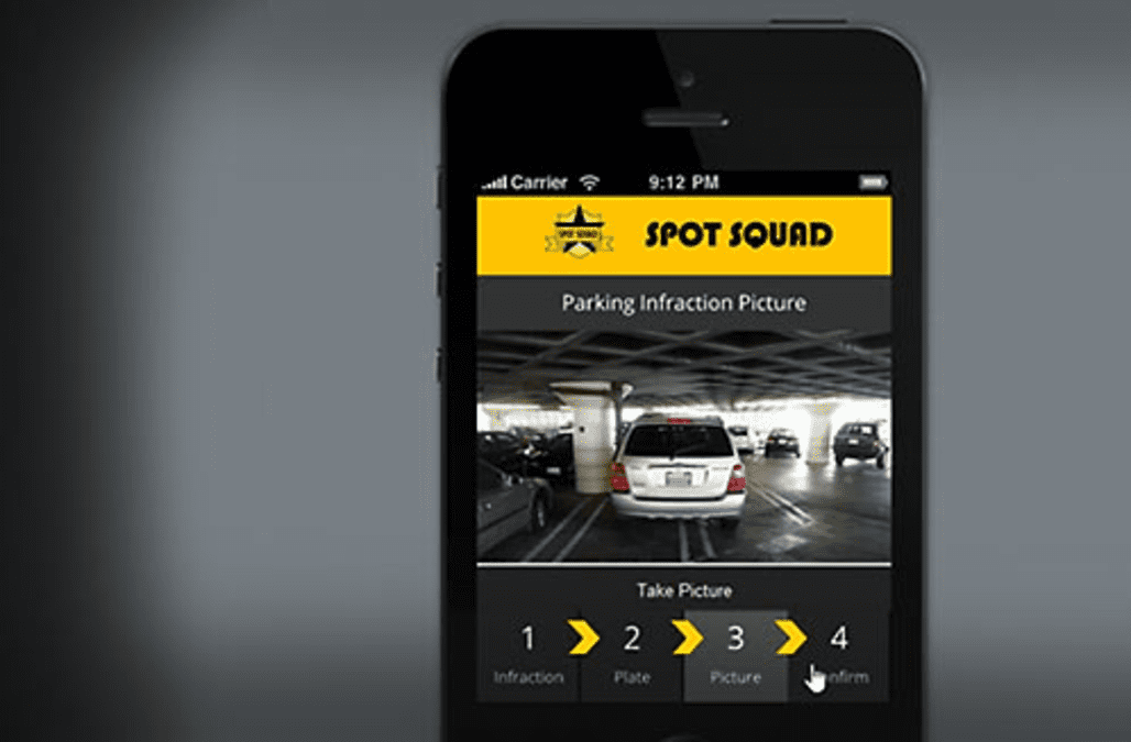 Spotsquad App Will Pay Users To Report Parking Violations Aol Finance