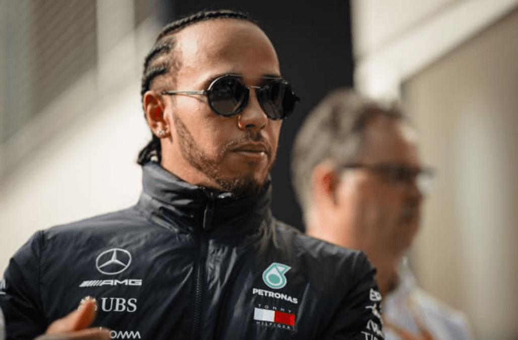 Sick Lewis Hamilton Blocks Netflix Footage From German Grand Prix Aol