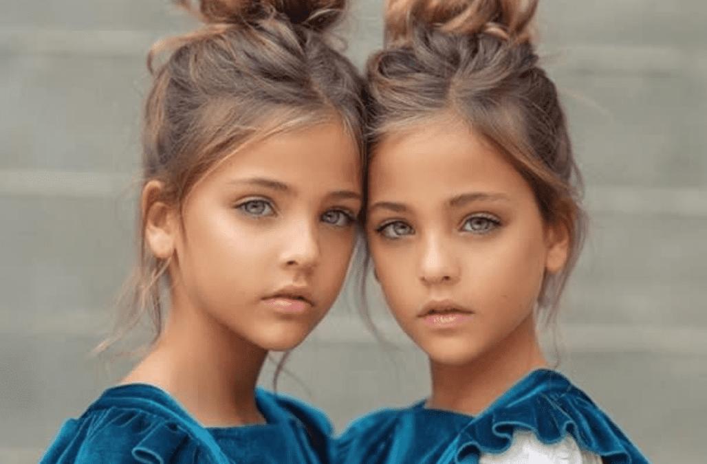 世界で最も美しい双子 が話題に Aol ニュース