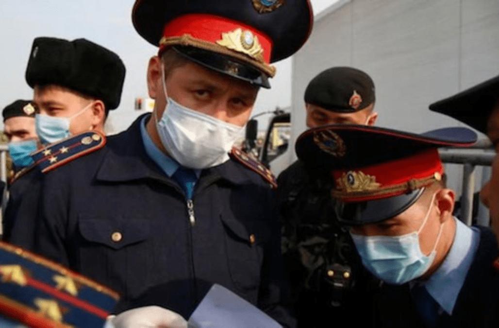Neue Lungenkrankheit Kasachstan