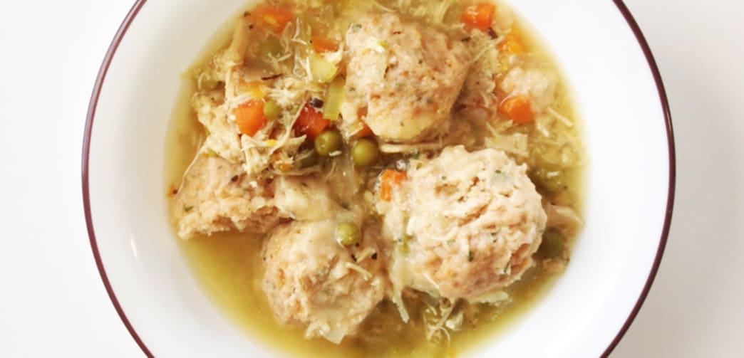 Healthified Crock Pot Chicken Dumplings Aol Food