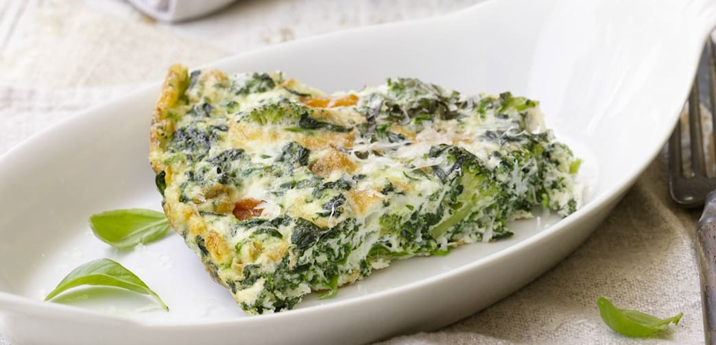 Egg white frittata with spinach cherry tomatoes and parmesan aol food ingredients 12 egg whites forumfinder Images